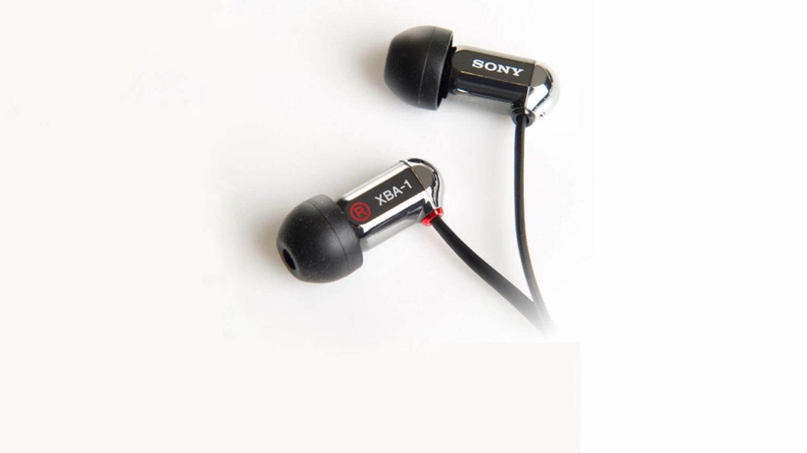 Sony XBA-1 Kulakiçi Kulaklık