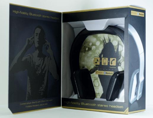 PlayVision BTH033 Bluetooth Kulaklık Kutusu