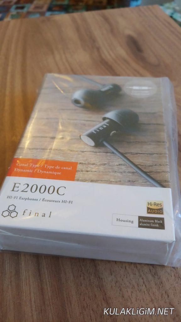 e2000 box