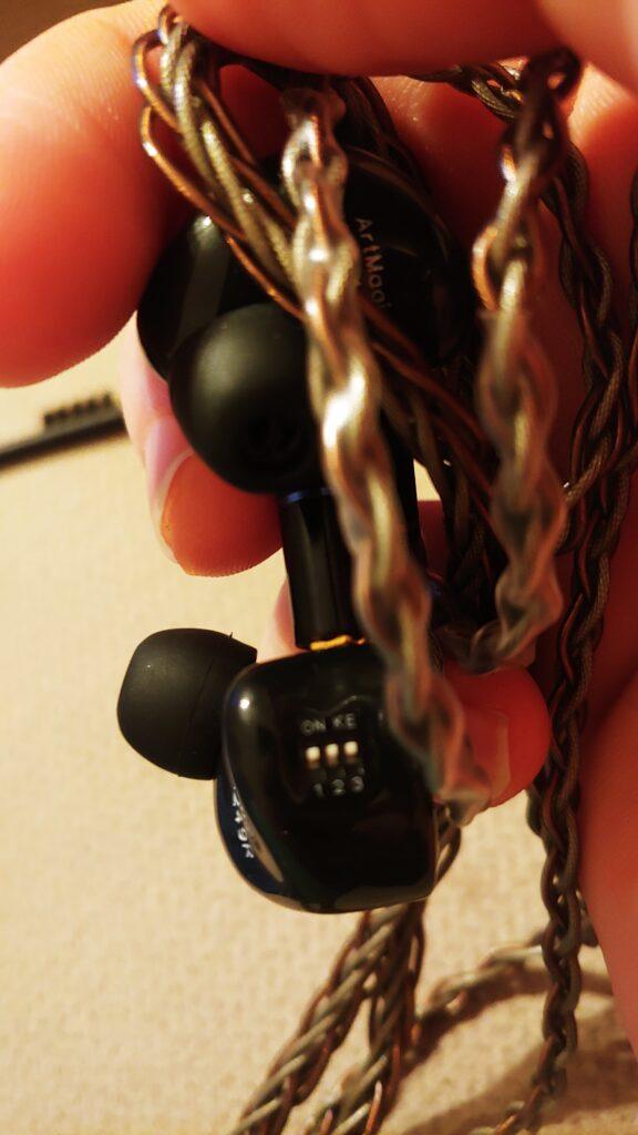 BGVP ArtMagic VG4 cable