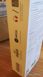 box with mqa logo