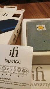 ifi hipdac unbox