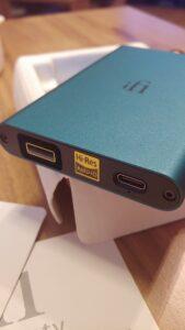 ifi hip dac ports